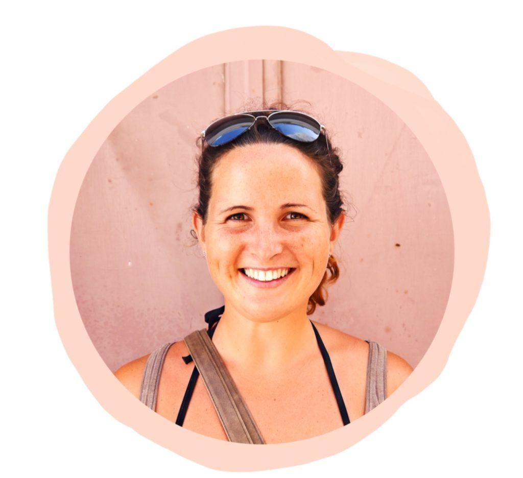 Nicole Lehmann Gesicht von Womanskills: Der Blog für Frauen die es wissen wollen
