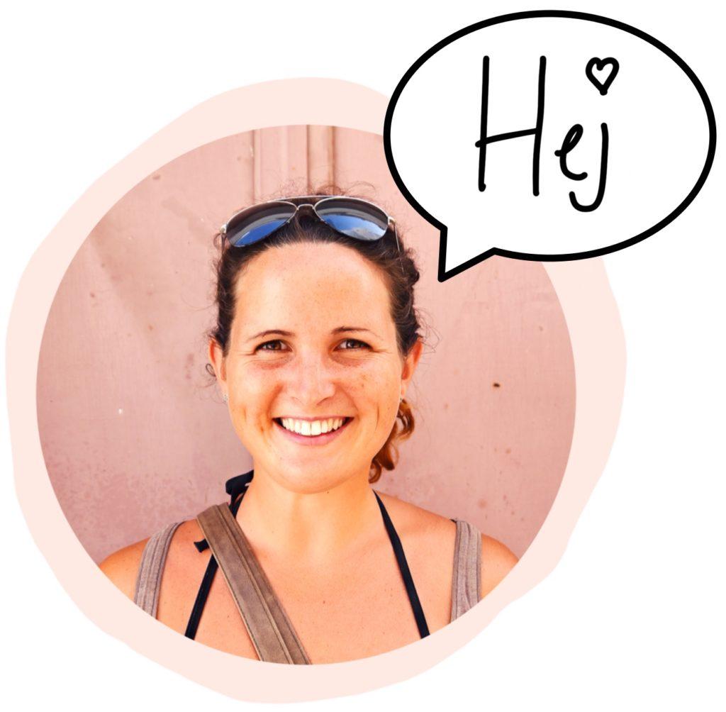 Nicole Lehmann Gesicht und Gründerin von Womanskills- Der Wissensblog für Frauen