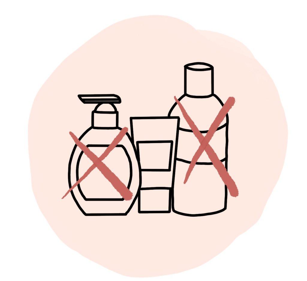 Die 9 Hautpflegetipps gegen unreine Haut nach dem Pille absetzen